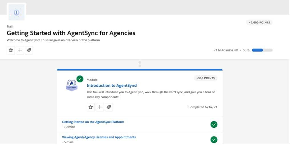 AgentSync Academy